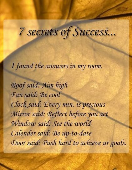 inspirational quotes on success. Motivational Quote on quot;SUCCESS
