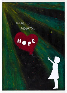Motivational wallpaper on Hope : There is always Hope