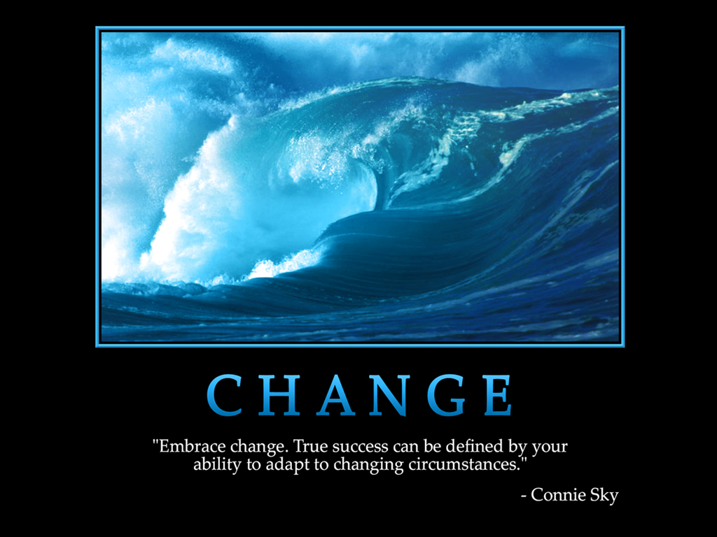 inspirational quotes about change quotesgram