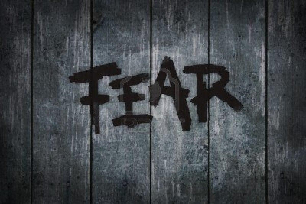 Inspiring Poem  FEAR  by Arun Pandit (2)