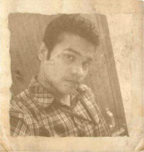 Developer Prakash Pandey_old_photo