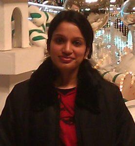 Editor Ritika Gupta crop