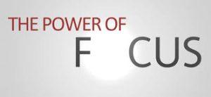 Power of Focus .....@dontgiveupworld