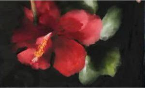 flower by mic