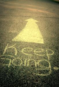Motivational Wallpaper on Keep going up: Keep Going