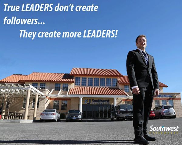 Motivational Quote on Leaders: Leaders do not create followers