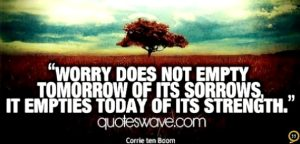Worry-does-not-empty-tomorrow1