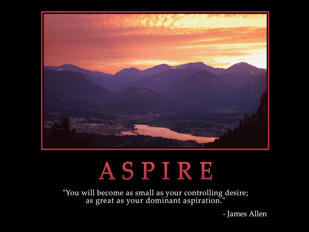 motivational on aspiration you will become as small as motivational on aspiration you will become as small as your controlling desire