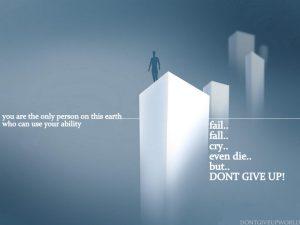 ability motivational wallpaper
