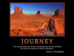 Motivational wallpaper-journey_1024x768