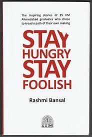 Stay Hungry Stay  Foolish@dontgiveupworld