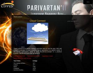 Cloud-connect  Parivartan'11