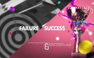 Motivational Wallpaper on Success & Failure!!
