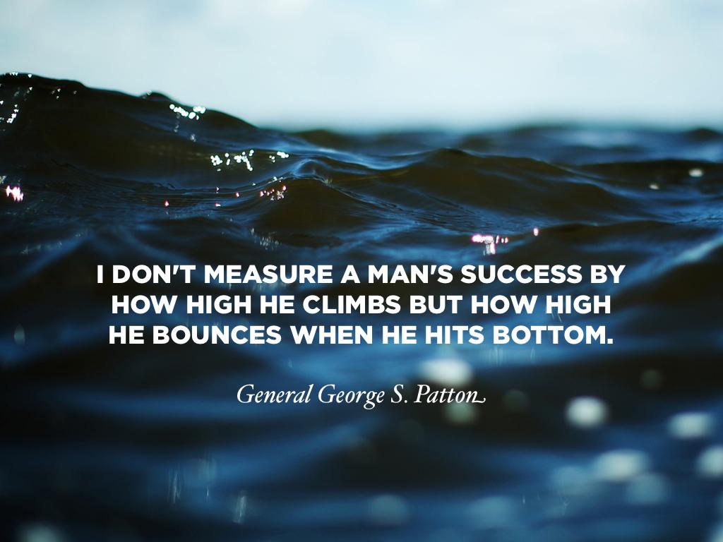Motivational Wallpaper On Success I Don 39 T Measure A Man