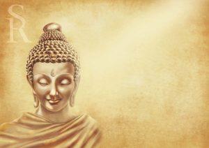 Motivational Wallpaper Quote by Gautam Buddha