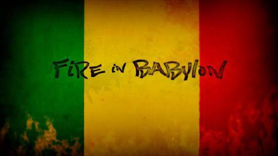 Motivational video on fire in babylon