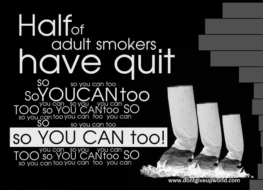 Introspective wallpaper on quit smoking half of the - Quit wallpaper ...