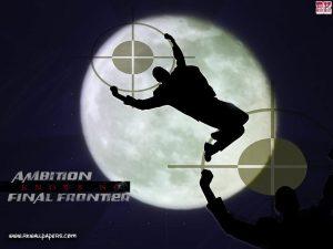 Motivational Wallpaper on Ambition