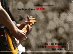 Motivational Wallpaper on Dreams (2)