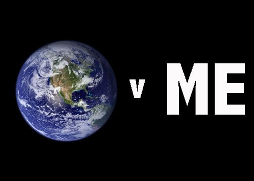 World vs. Me image
