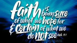 Motivational Wallpaper on Faith
