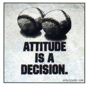 Motivational Quote on Attitude