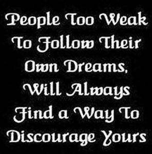 Motivational Wallpaper on Follow your Dreams