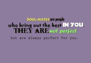 Motivational Wallpaper on Soul Mates