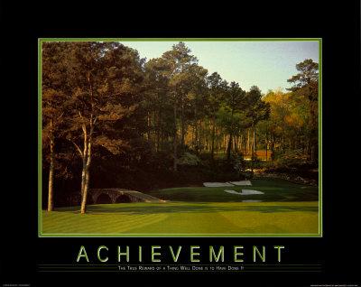 Motivational Quote on True Achievement