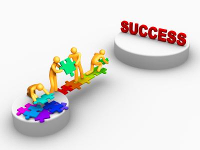 Motivational Quote on Secret to Success