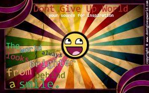 Motivational wallpaper on Joy and Smile