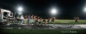 Stunning Canadian Paralympics Committee advertisemen