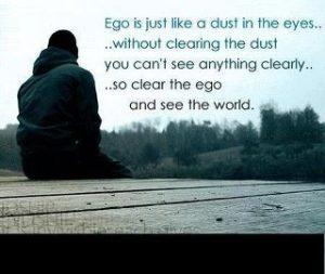 Motivational Wallpaper on Ego