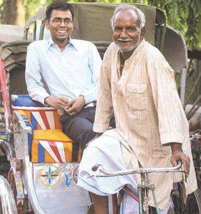 Govind Jaiswal IAS from Varanasi