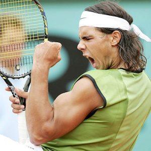 The amazing story of Rafael Nadal