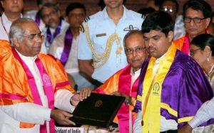 Pratish Datta - A Blind student, but IIT Kharagpur topper