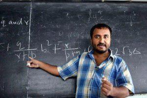 Anand Kumar IIT mentor Super 30