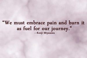 Motivational Quote by Kenji Miyazawa