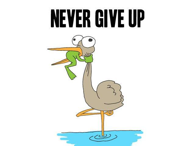 Motivational Wallpaper On Hope Never Give Up
