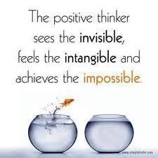 Motivational Wallpaper on The Positive Thinker