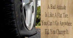 Quote on Bad Attitude