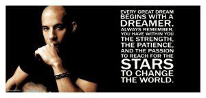 Quote on Dream & Dreamer