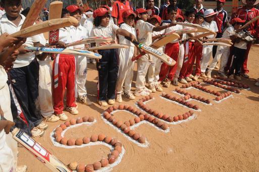 Sachin fans India