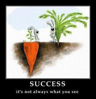 Motivational Cartoon on Success