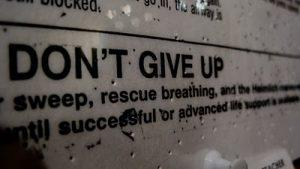 Motivational Wallpaper on Don