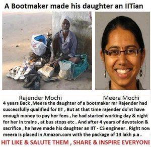 Inspirational Story of a Bootmaker