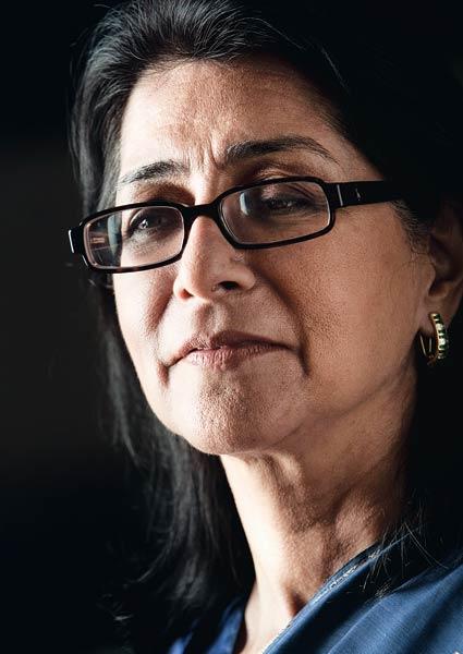The story of Naina Lal Kidwai