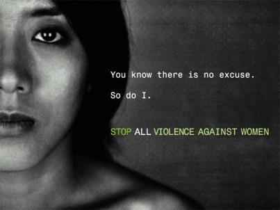 Wallpaper Stop all voilence against women