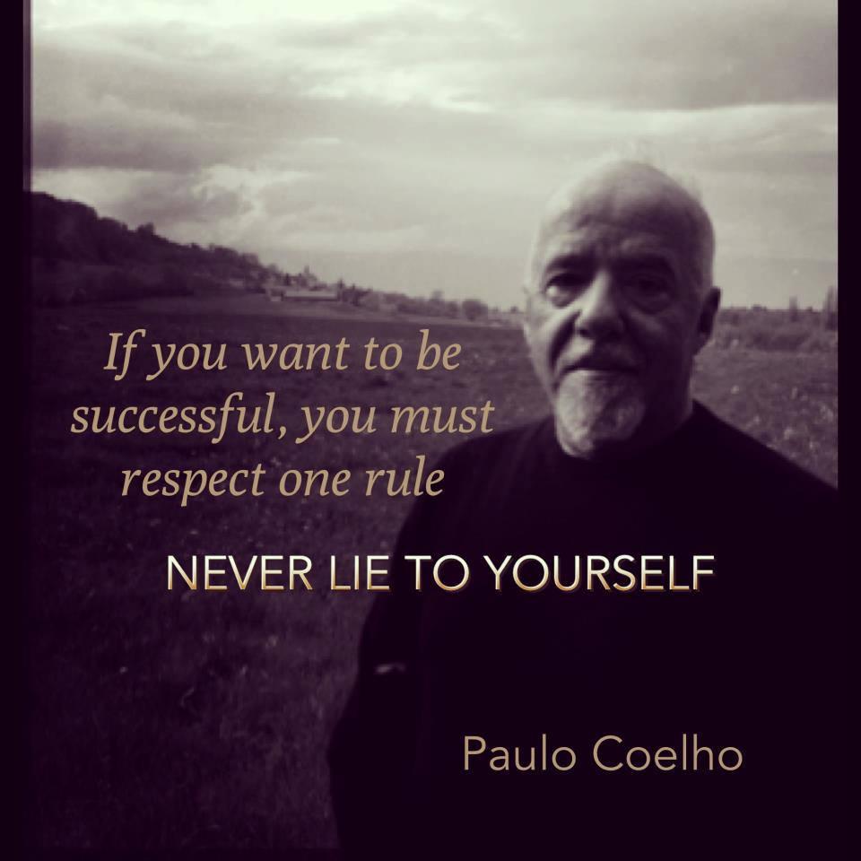 Paulo Coelho today