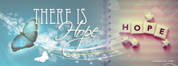 Motivational Timeline Cover on Hope